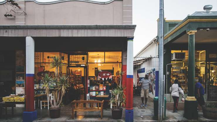 Exploring Woodstock in Cape Town