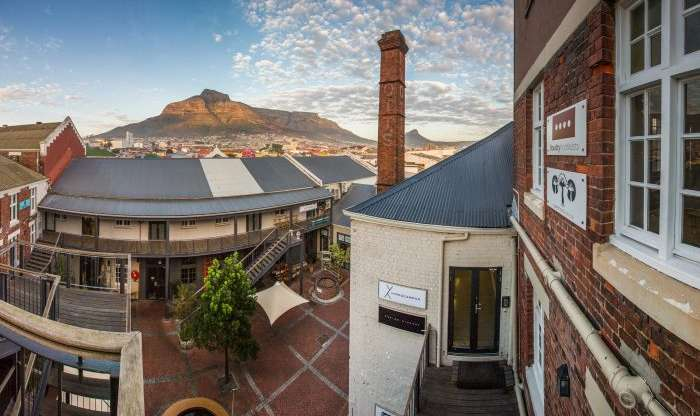 The Old Biscuit Mill in Salt River